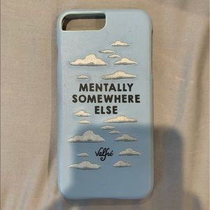 Iphone7plus urbanoutfitters embroidered quote case